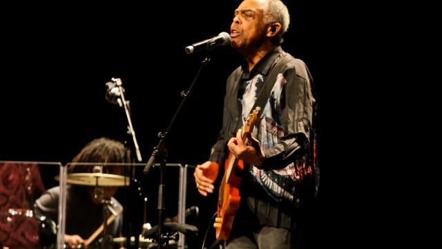 Gilberto Gil encerra as Festas de Lisboa