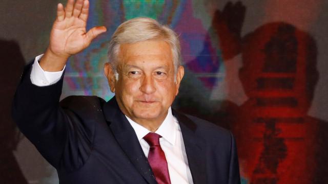 """Eleição de López Obrador no México poderá """"ser uma boa supresa"""""""