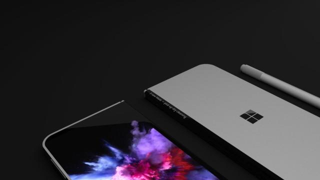 Próximo Surface da Microsoft apontado ao mercado dos smartphones