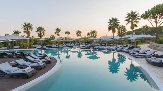 Conrad Algarve é o melhor resort lifestyle europeu