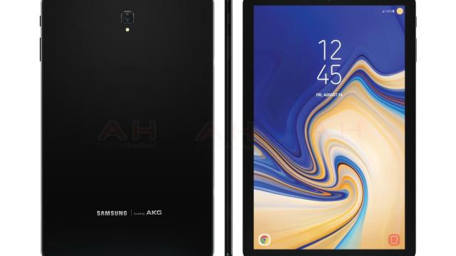 Fuga de informação revela detalhes do novo tablet da Samsung