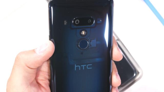 A HTC lançou um smartphone transparente. Será que é resistente?