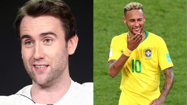 Matthew Lewis, ator de 'Harry Potter', tece duras críticas a Neymar