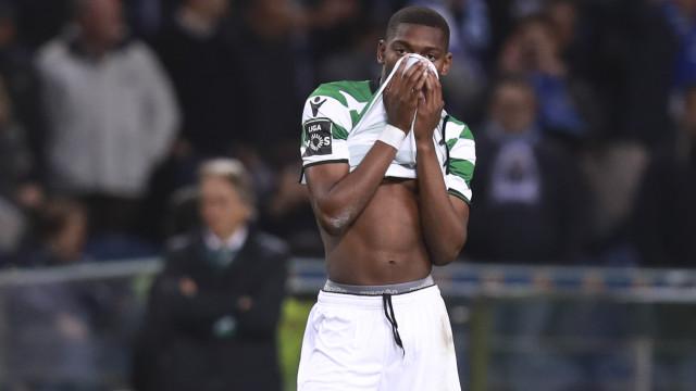 Rafael Leão entre os excluídos da seleção sub-19 para o Euro'2018