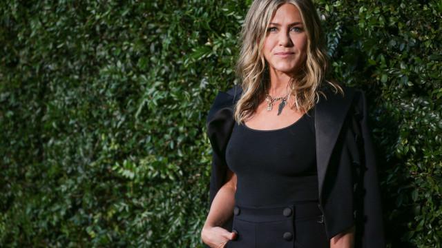 Jennifer Aniston cansada das críticas por não ter filhos