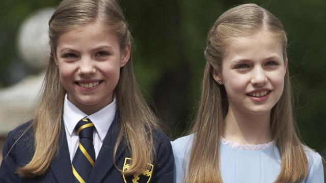 Filhas dos reis de Espanha já têm planos para o verão (longe dos pais)