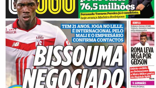 Imprensa: CR7 já bateu com porta, Benfica e Boussama negociado
