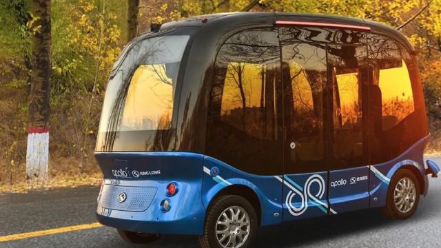 Japão terá autocarros autónomos já em 2019