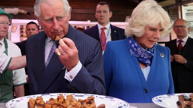Camilla revela a comida preferida de Carlos. E a 'proibida' na casa real
