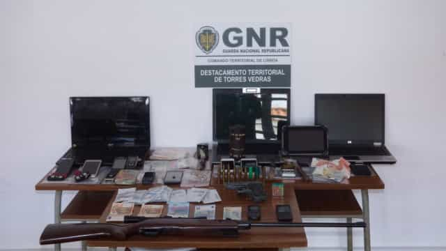 Desmantelada rede de tráfico de drogas em Torres Vedras