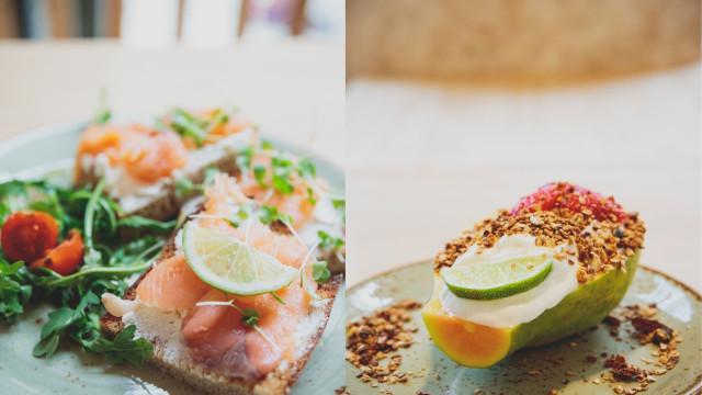 Já abriu o primeiro restaurante Go Natural de rua