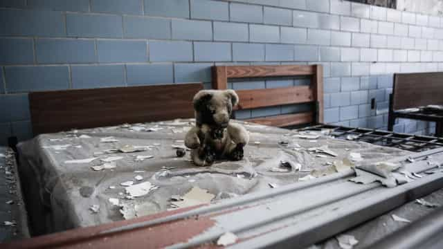 Os mais belos e misteriosos asilos abandonados