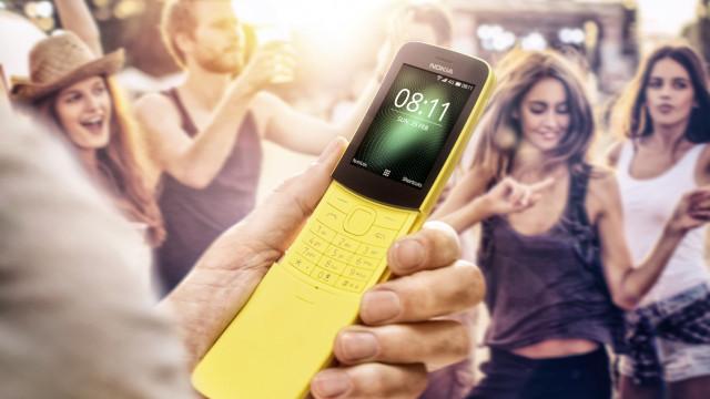 Nokia clássico chega a Portugal esta sexta-feira
