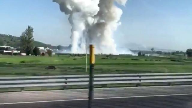 Explosões causadas por fogo de artifício matam 17 pessoas no México