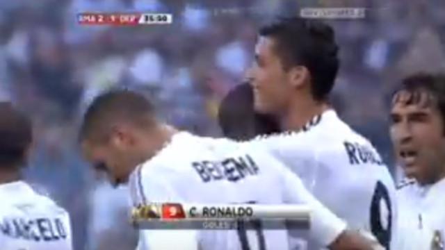 Assim começou a epopeia de Cristiano Ronaldo no Real Madrid