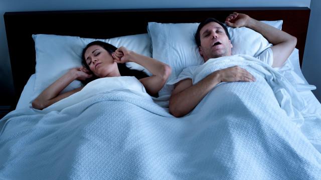 Apneia do sono priva cérebro de oxigénio e provoca demência