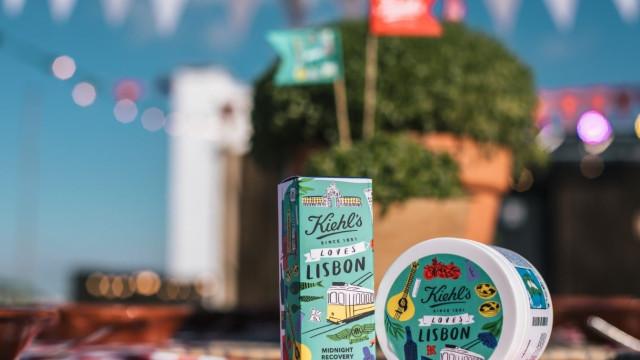 Com a sua nova coleção, a Kiehl's 'cheira bem, cheira a Lisboa'