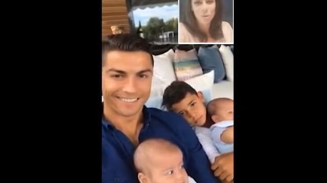 Filomena Cautela falou ao telefone com Ronaldo? Eis o vídeo hilariante