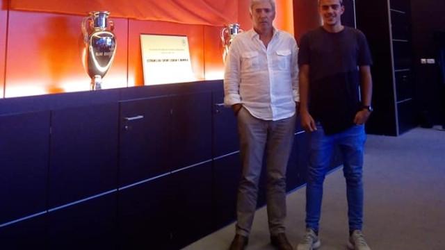 Benny chega do Belenenses para reforçar o Benfica