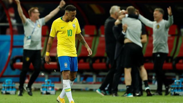 Bélgica-Brasil: Entre sorrisos de esperança e lágrimas de fim de sonho