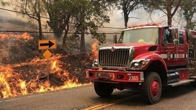 Califórnia está sob temperaturas inéditas que provocam fogos e doenças