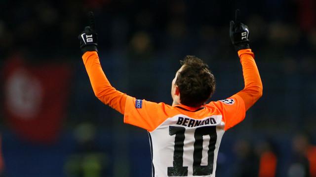 Benfica vai abrir os cordões à bolsa para contratar Bernard