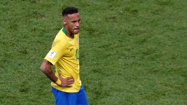 Neymar podia ter recebido terreno na Rússia se tivesse marcado três golos