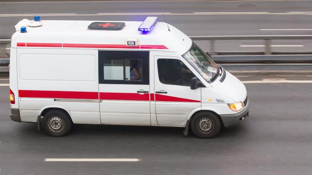Seis feridos em acidente no acesso à A41