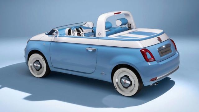 Spiaggina '58: O novo Fiat 500 que nos faz 'recuar no tempo'