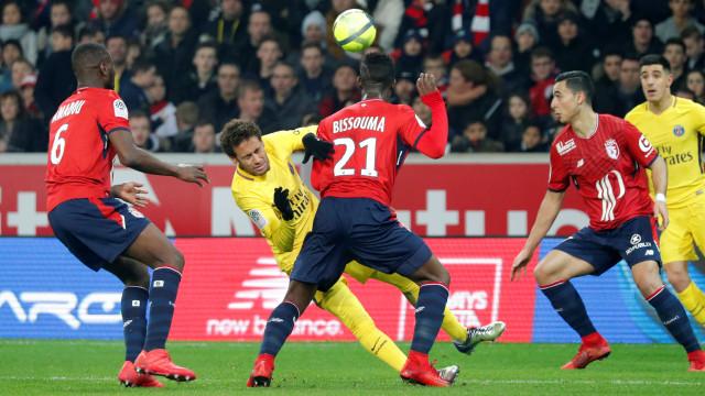 FC Porto procura solução a meio-campo no Lille