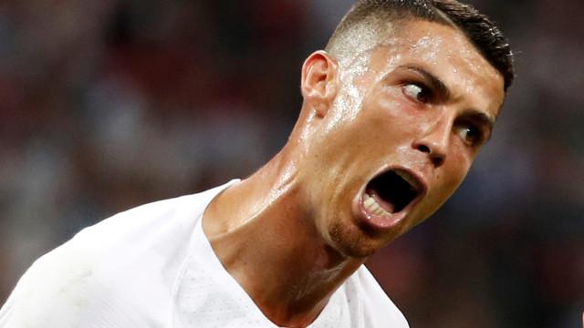 Ronaldo foi oficializado... e as ações da Juventus estão a cair