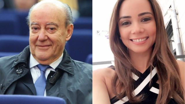 'Ex' de Pinto da Costa fica noiva três meses após separação de presidente