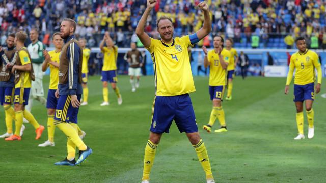 Granqvist multado em mais de 50 mil euros por causa das meias