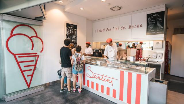 Santini inaugura duas novas lojas em Lisboa