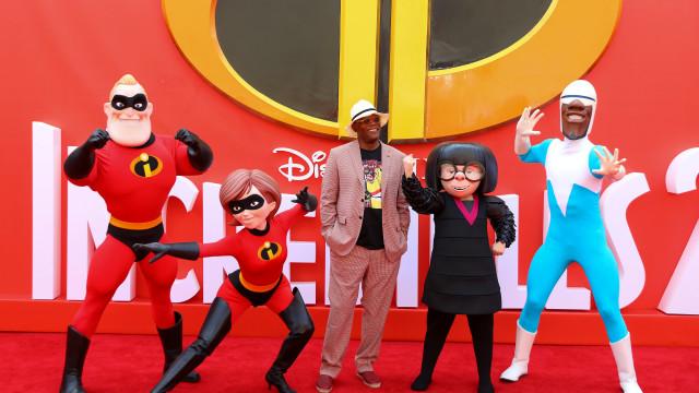 'Incredibles 2' já ultrapassou a fasquia de meio milhão de espectadores