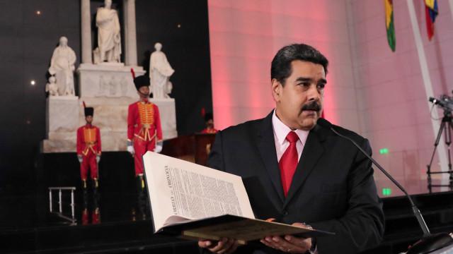 Venezuela: Partido de Maduro quer revogar mandato de deputados opositores