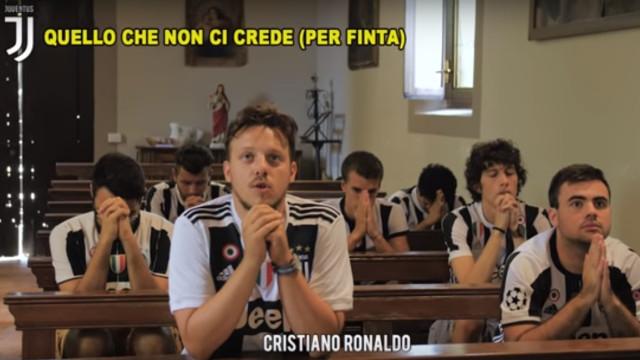 """""""Ronaldo vem até nós"""": Ida de CR7 para Turim já virou motivo de paródia"""