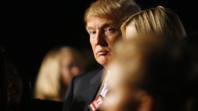 """Trump terá participado em festas com """"muita cocaína"""" e jovens menores"""