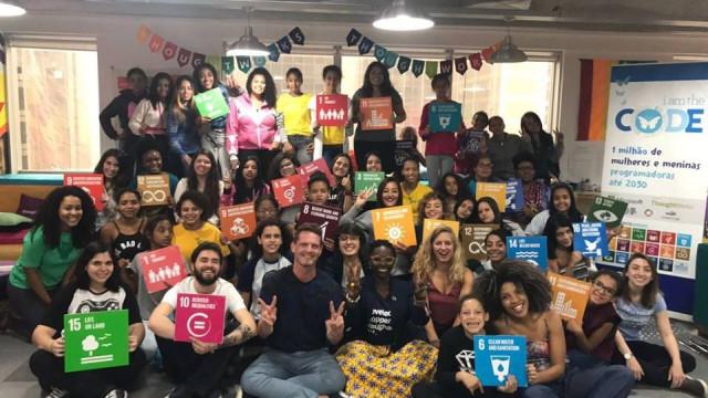 'I Am The Code' ensina programação para resgatar mulheres da pobreza