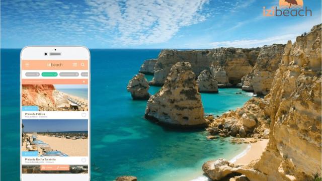Izibeach: A aplicação que promete tornar o verão mais simples