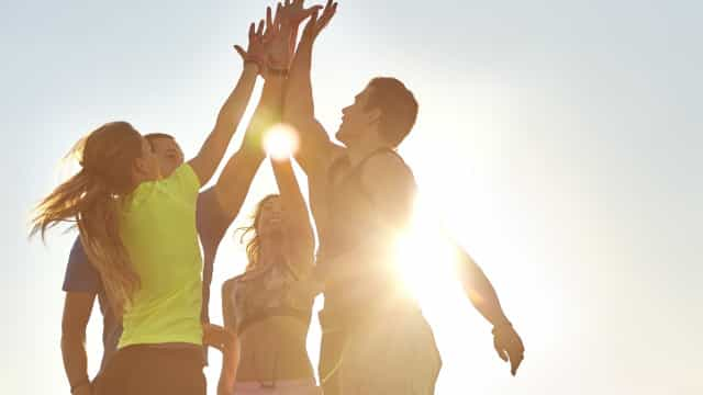 Maratona da Saúde marca presença no NOS Alive 2018