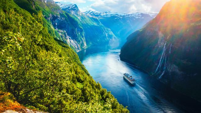 Sobreviveria ao cruzeiro mais longo do mundo? São 245 dias no mar