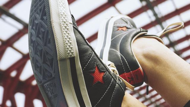 Converse x Kasina relança silhuetas One Star e Chuck 70 Ox