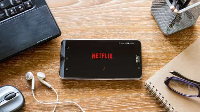Netflix responsável por 15% do tráfego de internet a nível global