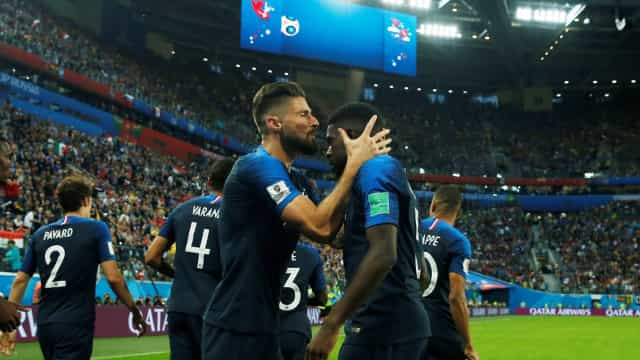 Umtiti vestiu a 'pele' de Éder e colocou a França na tão desejada final
