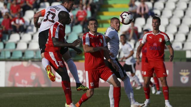 Benfica passa no primeiro teste da temporada e já há um reforço a brilhar