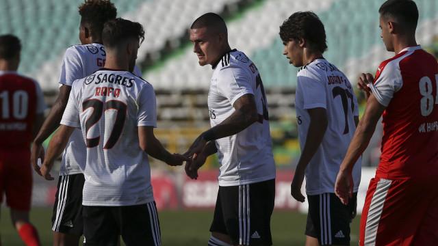 Oficial: Os números dos jogadores do Benfica para a próxima época