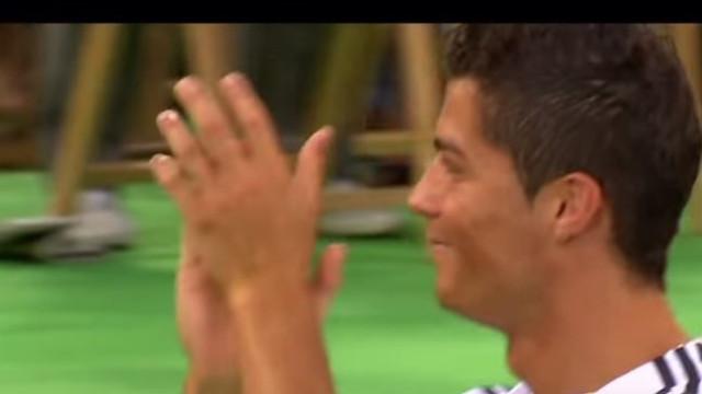 Real Madrid presta mais uma homenagem a CR7 com vídeo... arrepiante