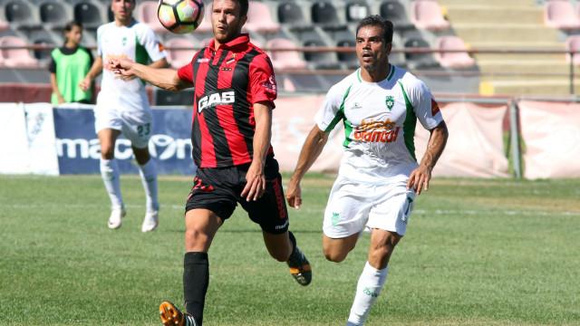 Tiago Duque rescinde contrato com o Belenenses