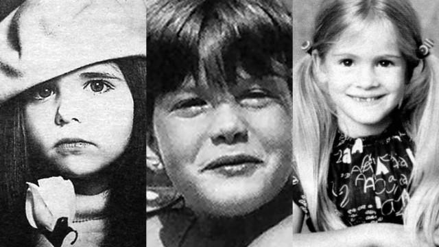 Infância: Consegue descobrir quem são estas celebridades?